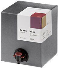 Rotwein Nr. 06 - Primitivo, trocken, Italien, Puglia -hauswein.de | Bag In Box