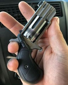 "7,534 Likes, 32 Comments - Armαѕ Wordѕ (@armaswords) on Instagram: ""⠀⠀⠀⠀⠀⠀ ⠀⠀⠀⠀⠀⠀⠀⠀⠀ NAA North American Arms Model Pug Cɑliber 22 Magnum Cɑpɑcity 5 Rounds Inch…"""