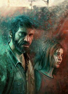 《The Last of Us / Joel and Ellie》