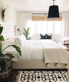 Window treatment, color scheme of rug