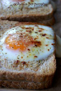 Egg and cheese toast Cheese Toast, Eggs, Breakfast, Food, Morning Coffee, Essen, Egg, Meals, Yemek