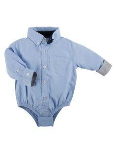 Little S'Collar Shirtzie