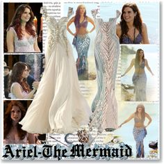 """Ariel- Of Once Upon A Time"" by opelazar on Polyvore"