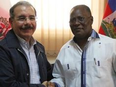 Danilo se solidariza con pueblo haitiano por destrucción