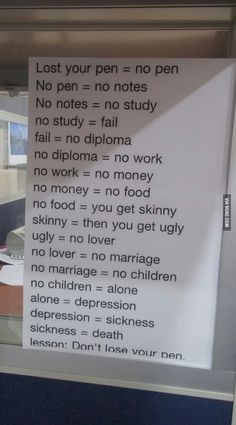 Saw this at school today... - 9GAG