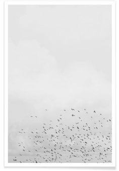 Landscape No. 41 als Premium Poster von typealive | JUNIQE