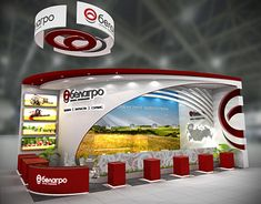 다음 @Behance 프로젝트 확인: u201cexhibition stand BELAGROu201d https://www.behance.net/gallery/25682681/exhibition-stand-BELAGRO