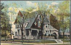 Friant Residence - c. 1905