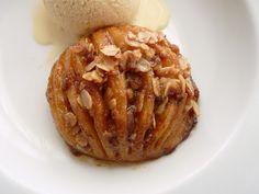 Baked Hasselback Apples | pastry studio