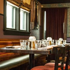 Blue Jacket | Milwaukee, WI | Dining Out | Pinterest
