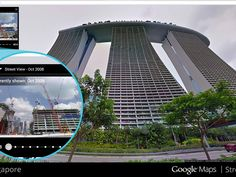 Google Street View Lets Users Become Virtual Timer Travelers