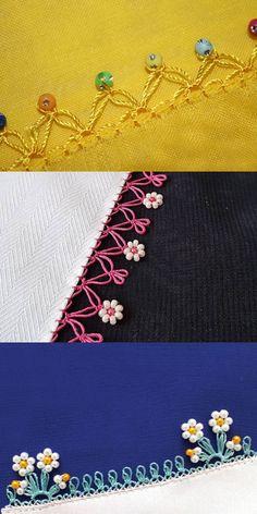 Boncuklu Yazmalar Baby Knitting Patterns, Bead Crochet, Crochet Lace, Sticker Chart, Colored Chalk, Kurti Patterns, Chalk Markers, Printable Stickers, Crafty Projects