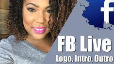 Facebook Live   How to put logo on Facebook Live   Live Creator Kit Intr...