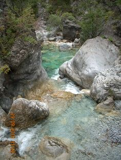 Enipea Canyon