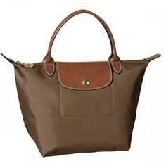 Longchamp Le Pliage Small Tote Bags Taupe Small Handbags 3381fda691bdb
