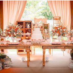 Casamento lindo  Por @karinamelotti #casamento #wedding #decoracaodefesta #mae_festeira by mae_festeira