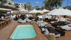 Zhero Boathouse – #Magaluf #mallorca #beachclub
