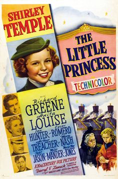 The Little Princess (Shirley Temple movies were still great in 1939)