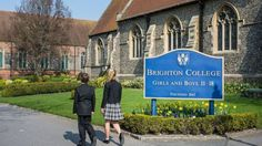 Independent school Brighton College has scrapped its traditional uniform rules to accommodate transgender pupils.