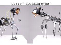 serie fietslampjes