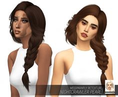 Nightcrawler Pearl: Solids at Miss Paraply • Sims 4 Updates