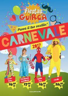 JouéClub Scandiano Catalogo carnevale 2017  La nostra selezione per un carnevale divertentissimo!