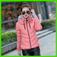 Women Winter Jacket Parka Thicken Outerwear Female Coats Hooded Design Cotton-padded Plus Size Chaqueta Invierno Warm Tops MZ709