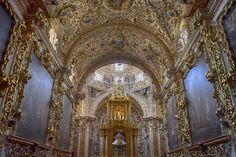 https://flic.kr/p/UXY6s7 | Mexican Baroque -Capilla del Rosario- (Puebla, México. Gustavo Thomas © 2017) | Barroco mexicano / Mexican Baroque  -Capilla del Rosario-  (Puebla, Puebla, México. #Photograph by Gustavo Thomas © 2017)