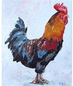 Custom Chicken Portrait from My Pet Chicken