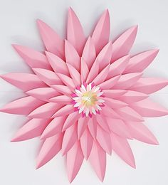 #paperflower #templates available on our #etsy shop
