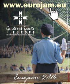 #ScoutsdEurope #UIGSE_FSE #EuroJam EUROJAM 2014 ;) http://www.eurojam.eu/2014/