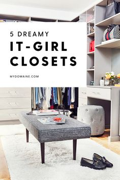 5 celebrity wardrobes that will have you swooning: