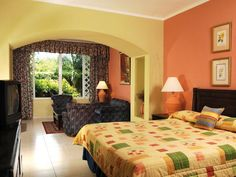 Barceló Capella Beach, Villas de Mar, République Dominicaine Habitación junior suite