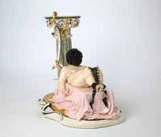 These erotic porcelain figurines are definitely not for the faint of heart