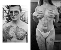 Russian Criminal Tattoo Encyclopaedia from the extraordinary archives of Danzig Baldaev and Sergei Vasiliev