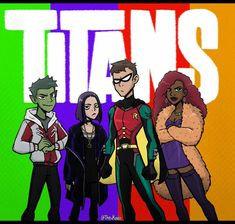 Teen Titans Go Robin, Titans Anime, Original Teen Titans, Naruto, Dc Comics Superheroes, My Superhero, Pokemon Cosplay, Comics Universe, Comic Games