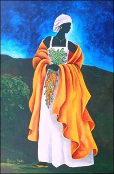 Season Tamarind ~ by Patricia Brintle, Haiti