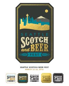 Event Makeover: Seattle Scotch & Beer Fest – La Sirena Design