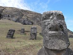 Easter Island- YES!