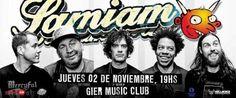 Samiam en Argentina en Gier Music Club