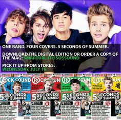 Rock sound covers!!