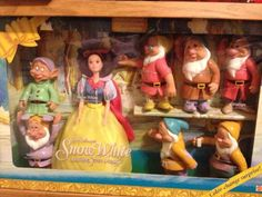 Snow White  the Seven Dwarfs Color Changing Gift Set ** Check out this great product.