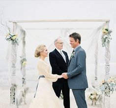15 beautiful, unique wedding ceremony backdrop ideas, you'll have never seen before: http://quirkybride.com/quirky-decor/quirk-alert-unique-and-beautiful-wedding-ceremony-backdrops/
