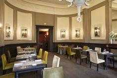 Salons France-Amériques, le restaurant du Club