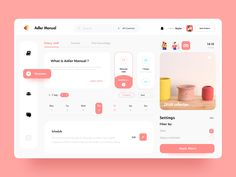 Vitality Web Design designed by Dongyi Liu for Top Pick Studio. Connect with them on Dribbble; the global community for designers and creative professionals. Design Logo, Design Poster, Ui Ux Design, Flat Design, Logo Web, Ui Web, Responsive Web, Dashboard Ui, Dashboard Design