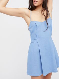 Endless Summer Melt Your Heart Mini Dress at Free People Clothing Boutique