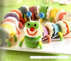 Resultado de imagen para cupcakes maquinas construccion