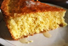 What food is more comforting than a slice of warm cornbread? This is my all-time favorite recipe! It's easy to make, and results in a sweet, moist on the inside/crusty on the outside, cake-like cor...
