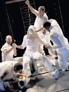 Marat/Sade, Royal Shakespeare Theatre, Stratford-upon-Avon - May be my absolute favorite play.  Reviews - Theatre & Dance - The Independent