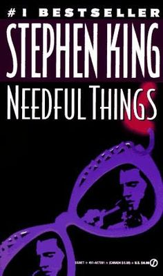 People get so nervous when Stephen King books come up.  Honestly, not everything he writes is horror-based.  This is a fabulous book!!